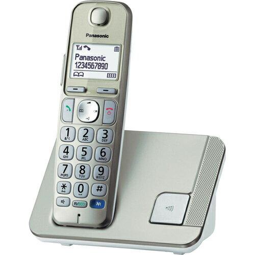 【TGE210TW】 Panasonic 國際牌數位DECT 無線電話 KX-TGE210TW (松下公司貨) 送輕便電鬍刀