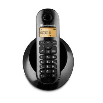 【C601】摩托羅拉 MOTOROLA DECT數位無線電話 C601【黑色】