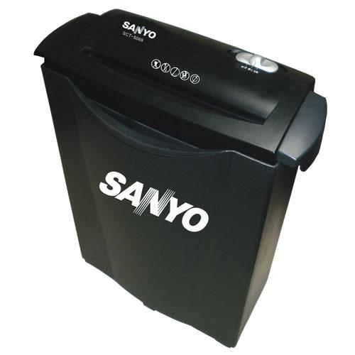 【SCU-5068】SANYO 三洋直條式碎紙機 SCU-5068