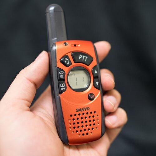 【CLT130】三洋 SANYO CLT130 低功率無線電對講機  全新機