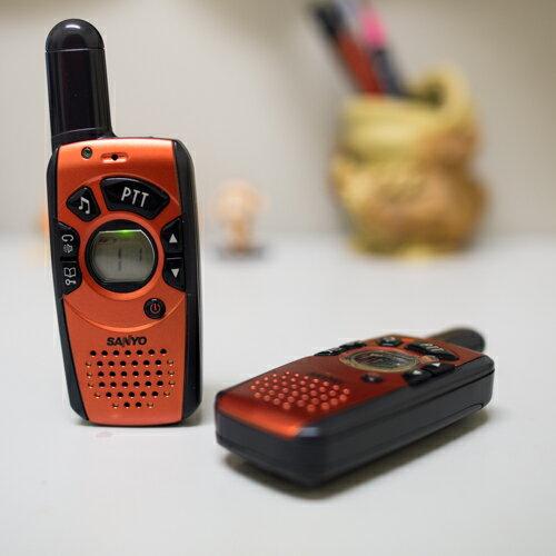 【CLT130】三洋 SANYO CLT130 低功率無線電對講機【福利品小刮傷】