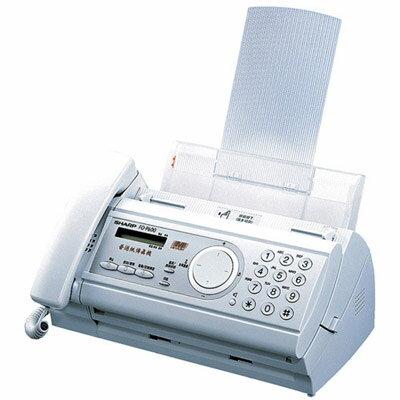 【福利品發黃】SHARPFO-P600N普通紙列印傳真機【震旦公司貨2年保固】含稅開發票