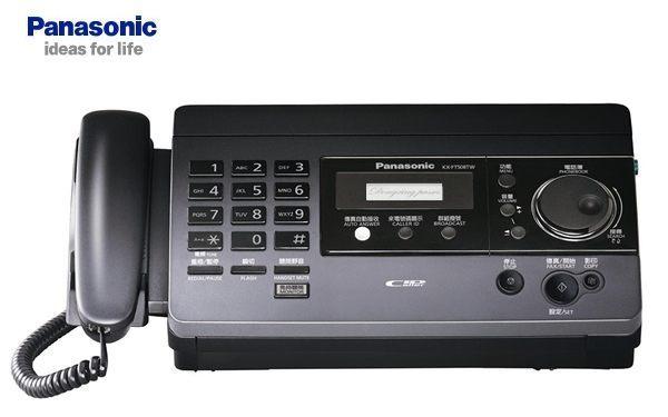 ~FT508~ 送傳真紙~10 國際牌 Panasonic 感熱紙傳真機 KX~FT508