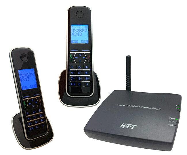 【UT-200D】新幹線 HTT 雙外線DECT數位無線總機 HTT UT-200D