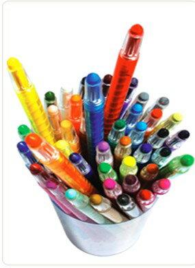 單色  無毒 旋轉蠟筆 德德 韓國 進口 連線 蠟筆 兒童藝術 藝術創作