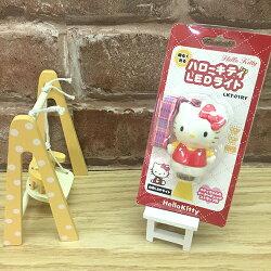 【真愛日本】 17041700028 LED手電筒-KT掛繩站姿 三麗鷗 Hello Kitty 凱蒂貓  LED燈 手電筒 居家用品