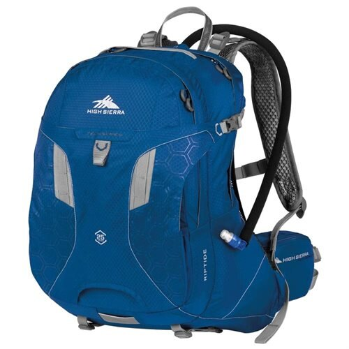 High Sierra Riptide 25 Backpack - Cobalt Blue 0