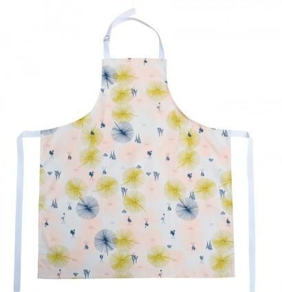 限量回饋《法國 La Cocotte Paris》廚房的美好時光圍裙PARIS-KYOTO 0