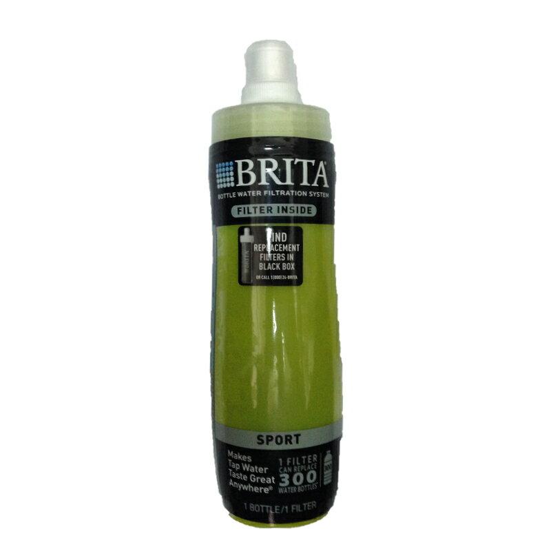 [COSCO代購] Brita bottle 隨手瓶 水壺 (內含活性碳黑色濾心) 一入裝 顏色隨機