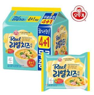 奧多吉切達起司拉麵135公克×4包(本商品整袋販售)