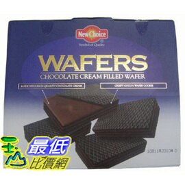 [COSCO代購]   巧克力夾心酥 (新包裝) NEW CHOICE (12入共1560g) _C72359