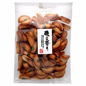 池重海苔風味煎餅^(145g^)