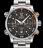 MIDO 美度 M0059141106000 Multifort 先鋒系列60小時動力潛水計時機械手錶 黑 銀 44mm 0