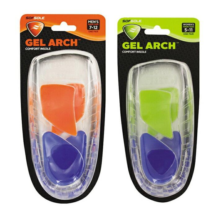 美國SOFSOLE-Gel arch凝膠足弓支撐鞋墊-S5868 0