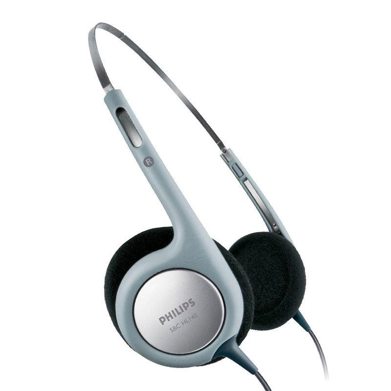 【迪特軍3C】PHILIPS 飛利浦 SBCHL140 輕型頭戴式耳機