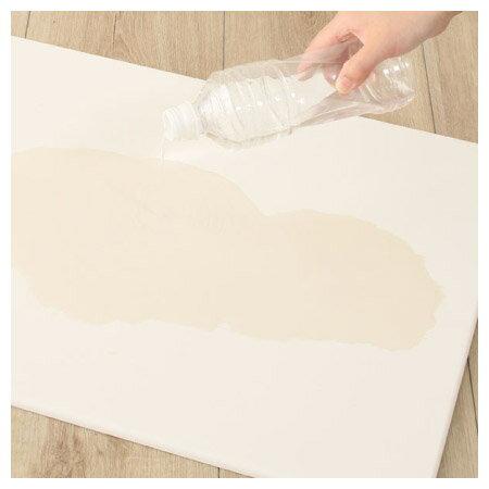 舒適快乾浴室踏墊 白色 40×55 NITORI宜得利家居 6