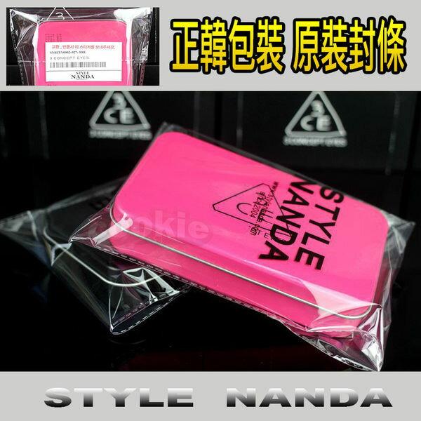 3CE MINI BRUSH 正韓粉色鐵盒裝 七件組刷具套組/超值組 彩妝組(粉/黑)【庫奇小舖】