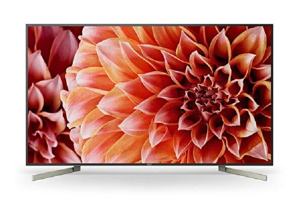 SONY索尼KD-65X9000F極致對比見證真實細節65吋液晶電視(日製)
