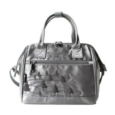手提包刺繡肩背包-時尚浪漫星空系列女包包73st53【獨家進口】【米蘭精品】