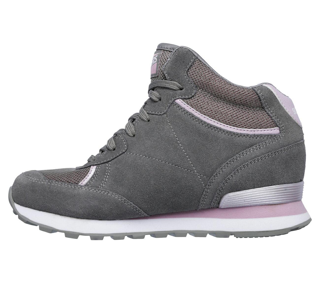 【米迪美國時尚小舖】SKECHERS 內增高布鞋 OG 82 - MESH\
