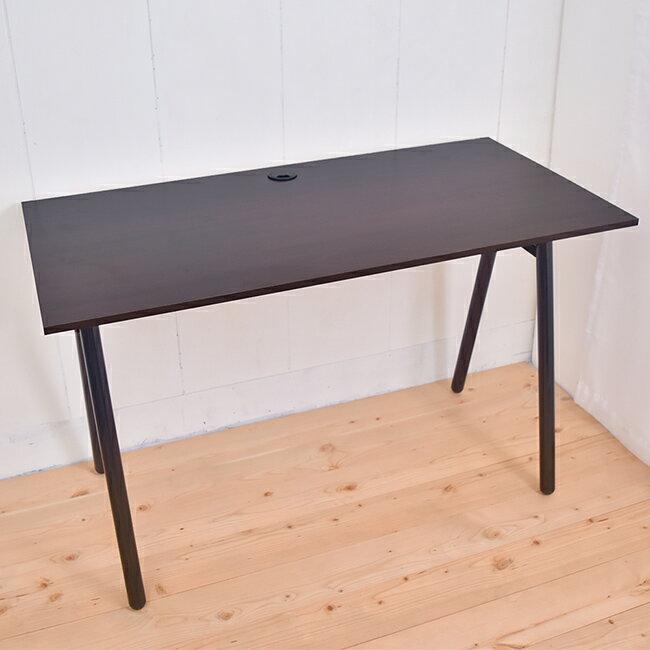 【凱堡】桌子書桌 A字工作桌電腦桌(胡木) B13045