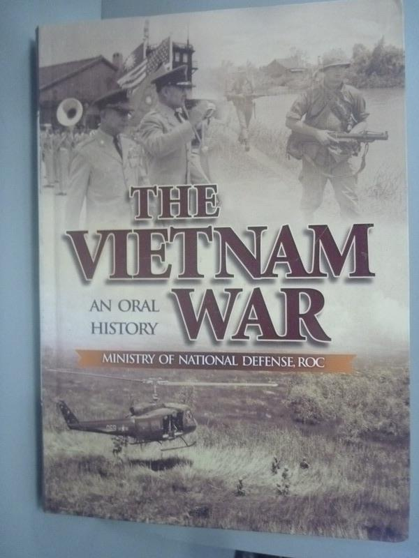【書寶二手書T1/歷史_ILS】THE VIETNAM WAR : AN ORAL HISTORY_曾瓊葉