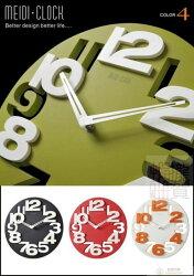 簡約 3D掛鐘 創意壁鐘 裸空數字時鐘【3D三維立體掛鐘】數位 鏤空時鐘 時尚立體時鐘【狂麥市集】
