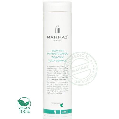 <br/><br/>  604.Mahnaz 生物活性頭皮護理洗髮精 200ml「德國原裝進口 健康頭皮專家」<br/><br/>