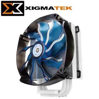 Xigmatek Dark Knight II SD1483 FB 白色 CPU 散熱器