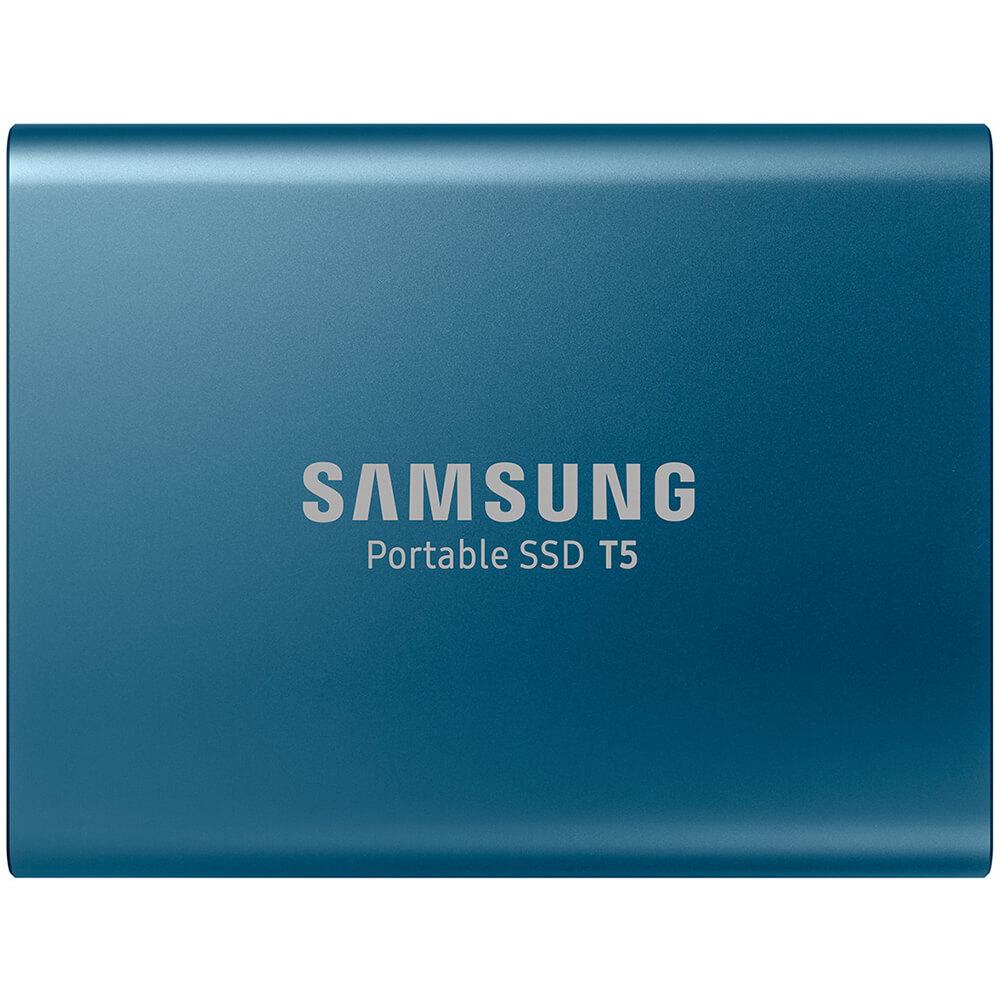 Samsung 500GB T5 Portable Solid State Drive MU-PA500B/AM