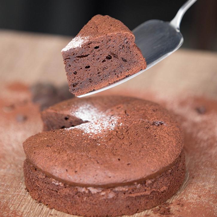 ✧ GOLAIJA ✧ 73%經典巧克力蛋糕 / 6吋
