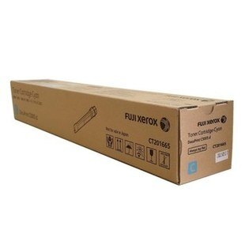 FujiXeroxDocuPrintC5005d高容量藍色碳粉(CT201665)原廠碳粉匣【迪特軍】