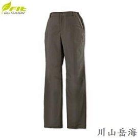 FIT 維特   男 彈性吸排保暖長褲      DW1807