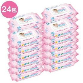 貝比Q超純水嬰兒柔濕巾24入/箱