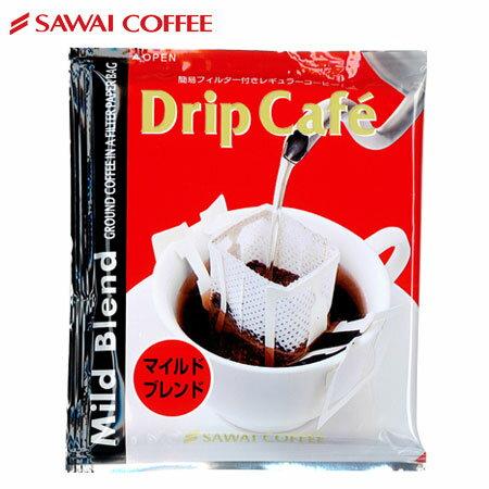 【澤井咖啡】※日本原裝※-溫和掛耳式咖啡6入
