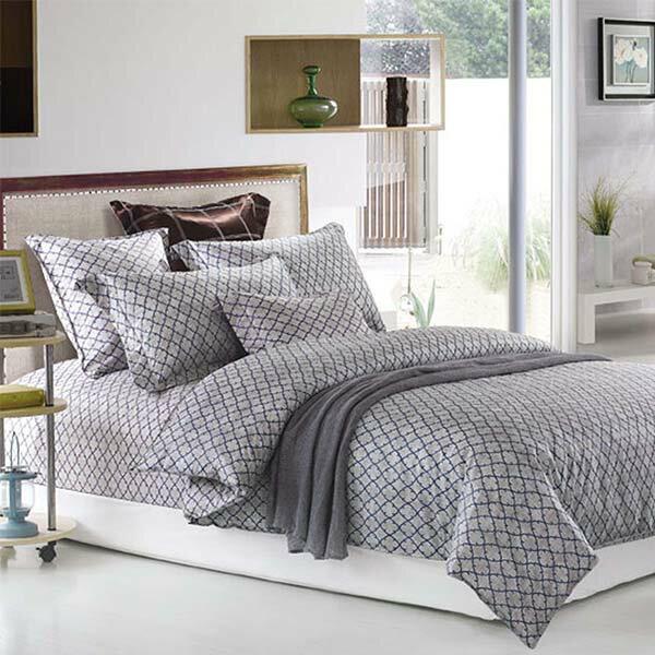 沃爾瑪活性純棉兩用被床包四件組