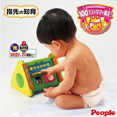 【悅兒樂婦幼用品?】Weicker 唯可 People 新聲光四面遊戲機