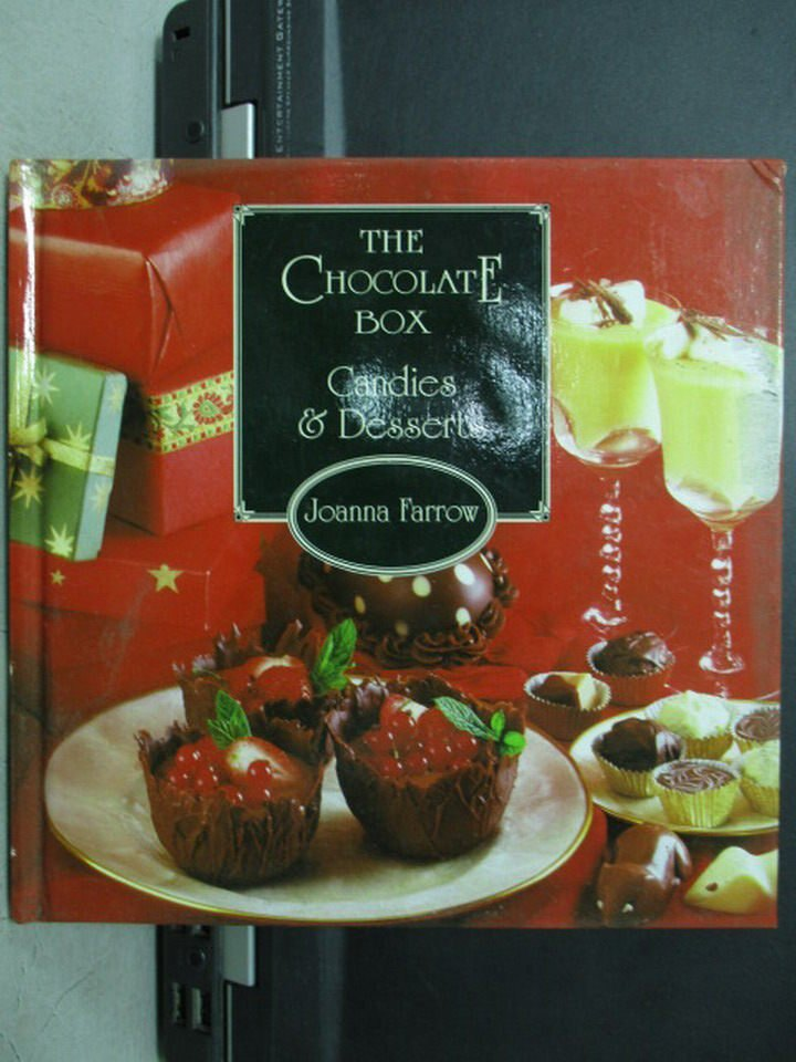 【書寶二手書T2/餐飲_OQN】The Chocolate Box_Joanna Farrow