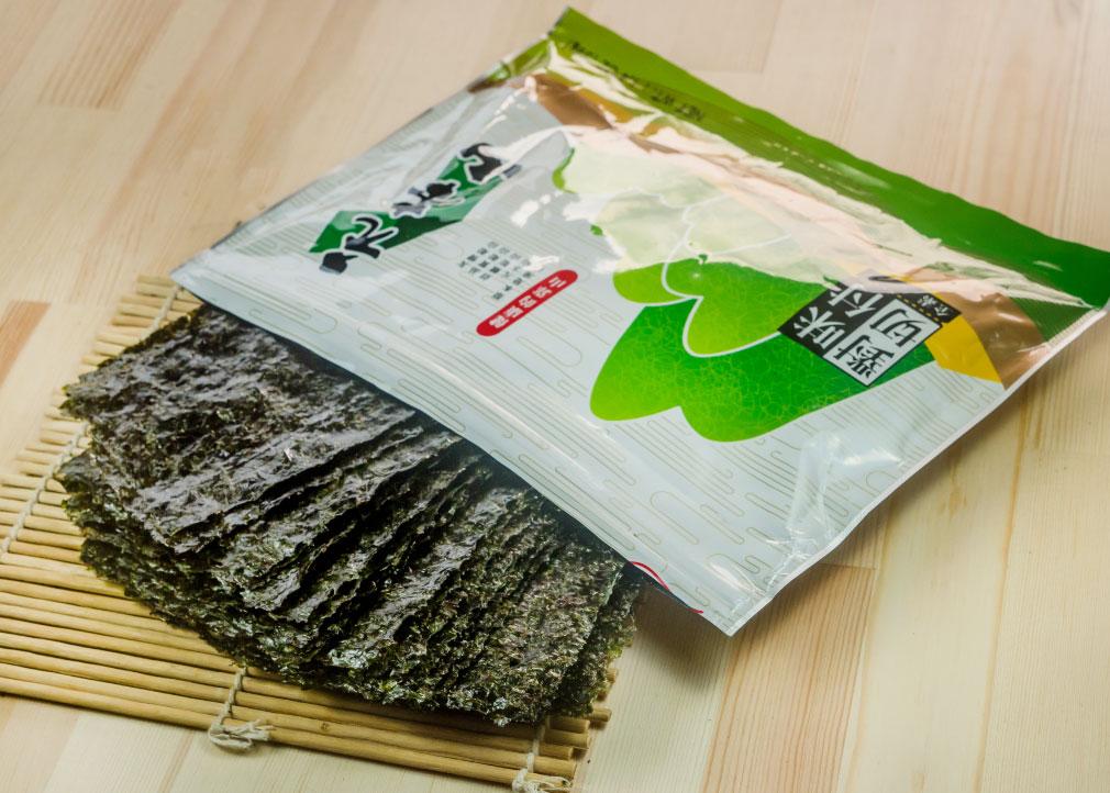 【元本山】味付對切海苔(26枚)