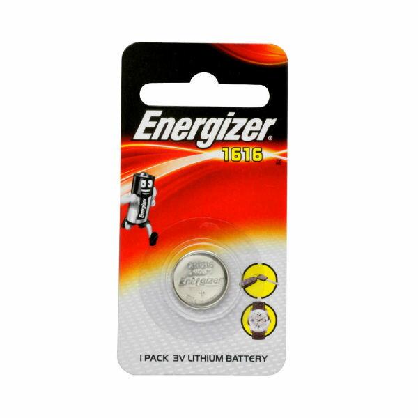 勁量3V鈕扣型鋰電池(1616)