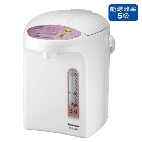 Panasonic國際 3L微電腦熱水瓶NC-EG3000【愛買】