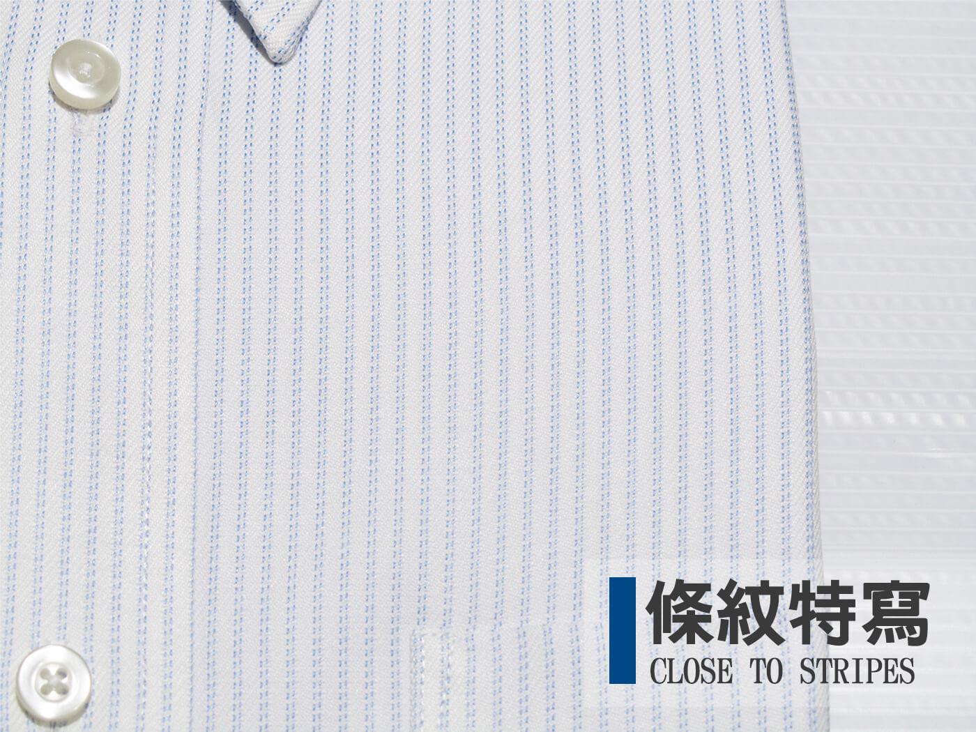 腰身剪裁防皺襯衫 吸濕排汗機能布料直條紋襯衫 柔軟舒適標準襯衫 正式襯衫 保暖襯衫 面試襯衫 上班族襯衫 商務襯衫 長袖襯衫 (322-3971)白色條紋、(322-3972)藍白條紋、(322-3976)藍點條紋、(322-3978)紫白條紋 領圍:15~18英吋 [實體店面保障] sun-e322 7