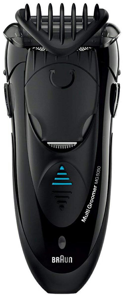 BRAUN【日本代購】百靈 電動理髮器修剪器MG5050
