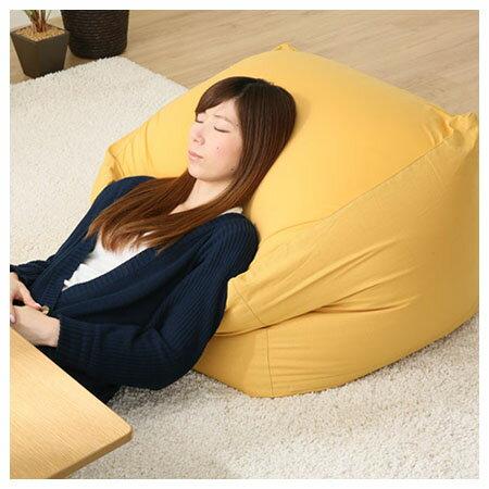 ★大型懶骨頭沙發 高45cm (布套另售) N-STRETCH L NITORI宜得利家居 8