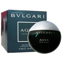 BVLGARI 寶格麗 豔陽水能量 男性淡香水 15ml 小香【A001787】  《Belle倍莉小舖》