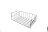 【凱樂絲】媽咪好幫手DIY櫃子鐵線收納籃(吊架式) - 中型, 垂直空間利用-組合式  廚房, 浴室, 客廳, 衣櫃, 櫥櫃適用 6