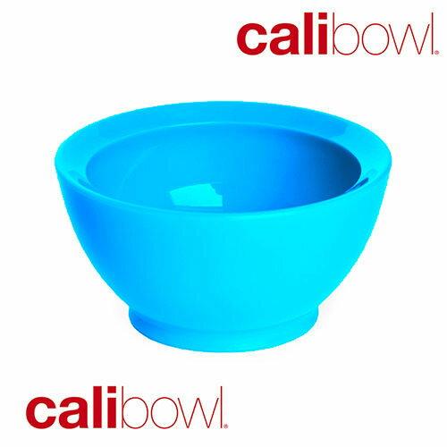 美國Calibowl兒童防漏學習碗230ml-藍【悅兒園婦幼生活館】