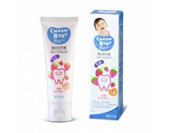 121婦嬰用品館:『121婦嬰用品館』雪芙蘭親貝比嬰幼兒牙膏-草莓