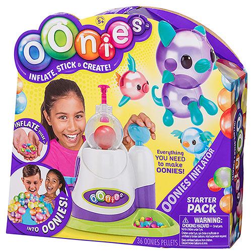 《Oonies》神奇黏黏氣球創作機
