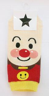 X射線 精緻禮品:X射線【C190003】KIsssocks麵包超人短襪(22-26cm),大人小孩短襪船型襪sanrio卡通襪子